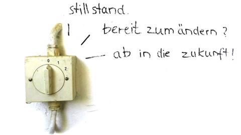 Stillstand-Schalter